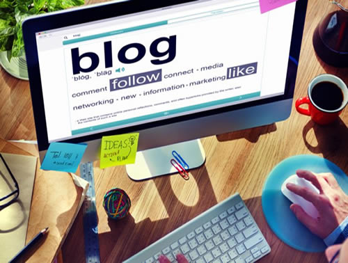 blog training school